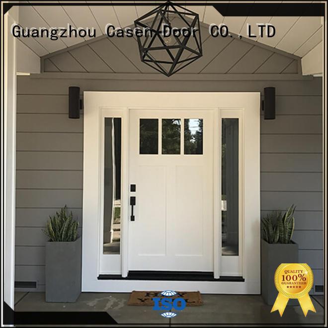 OEM internal glazed doors new arrival for washroom