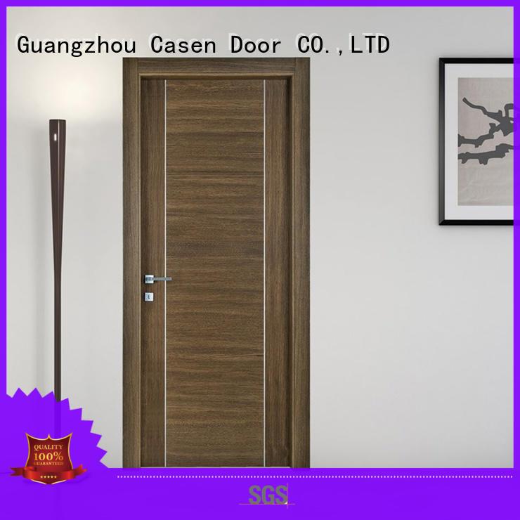 Casen interior solid wood door professional for bedroom