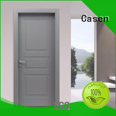 Casen interior composite wood door dark for bedroom