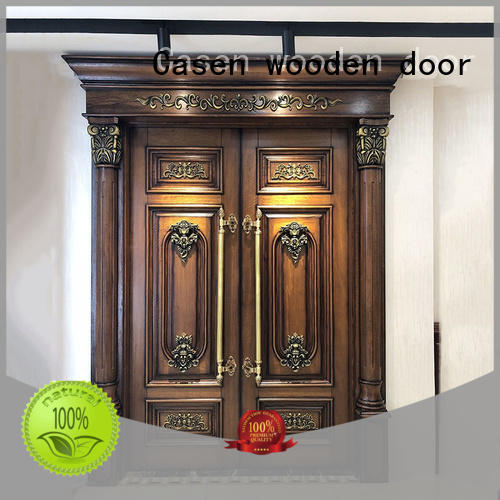 bevel style outside Casen Brand contemporary entry doors factory