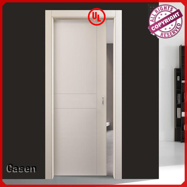 Wholesale modern modern wooden doors color Casen Brand