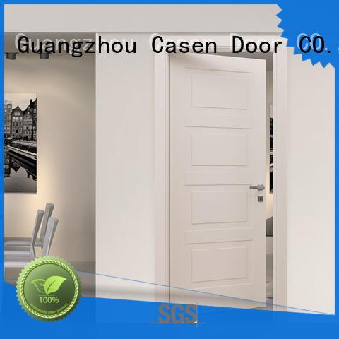 Casen Brand wooden gray custom best composite doors