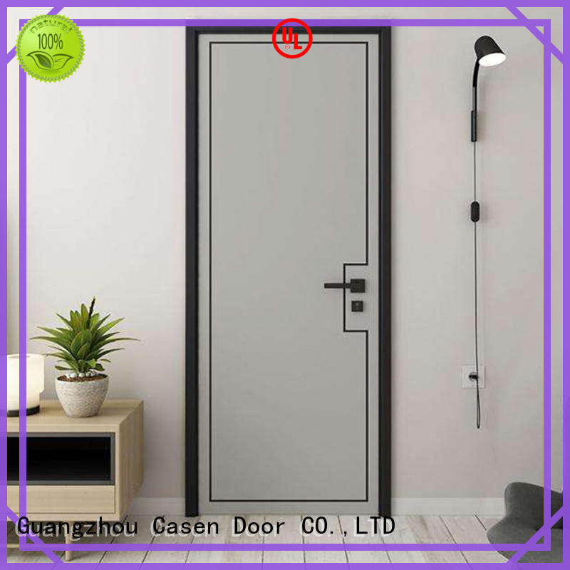Quality Casen Brand hdf moulded door front