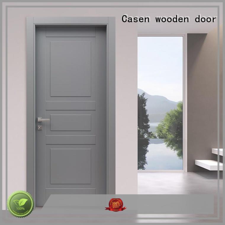 Wholesale bedroom flat 4 panel doors Casen Brand