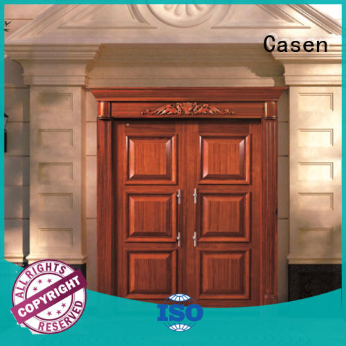 Casen solid wood solid wood front doors fashion for house