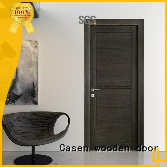 Casen plain best price composite doors white wood for bathroom