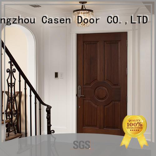 solid core mdf interior doors door white Casen Brand