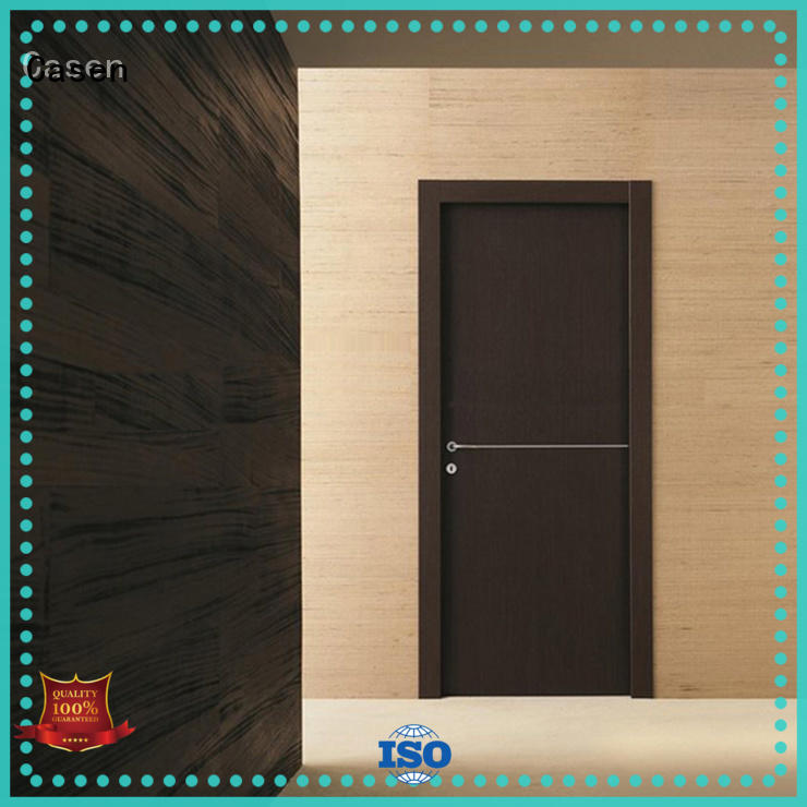 Casen ODM wooden door high-end for hotel