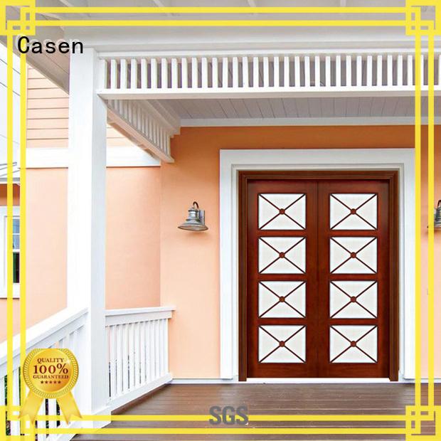 glass front doors glass for house Casen