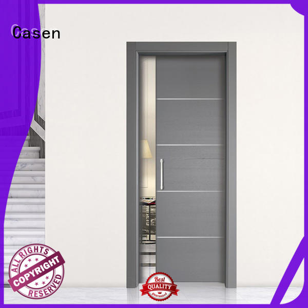 hot-sale interior bathroom door glass aluminium Casen