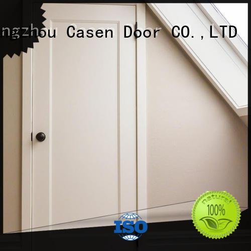 Casen Brand flat white room mdf doors manufacture
