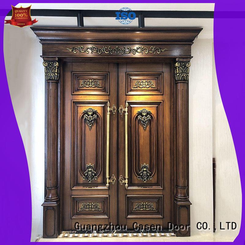 antique archaistic villa contemporary front doors Casen Brand company