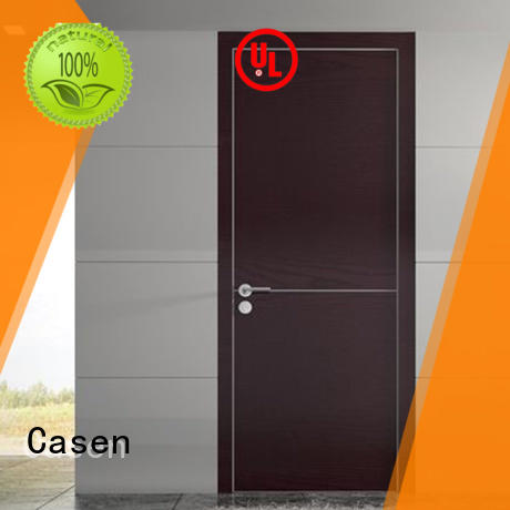 Casen chic modern interior doors at discount for store decoration
