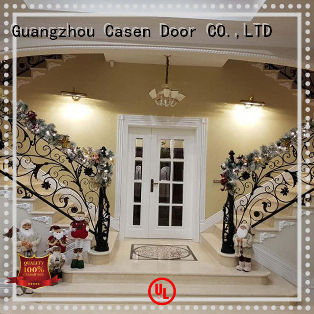 oak doors luxury design for house Casen
