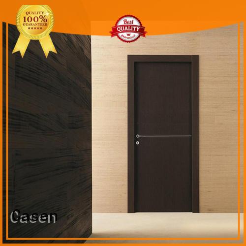 Quality Casen Brand solid wood interior doors steel popular