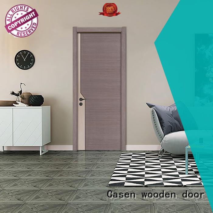 door interior modern wooden doors Casen Brand