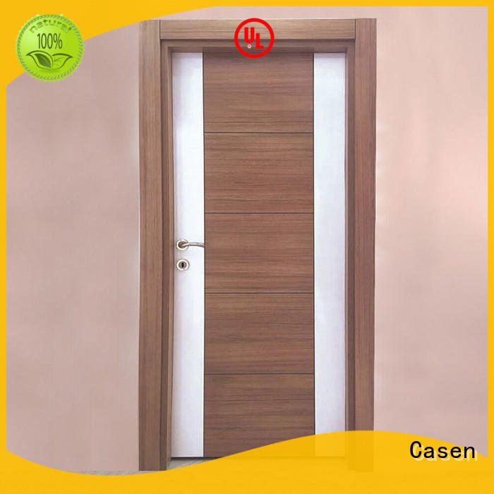 Custom wood mdf doors design Casen