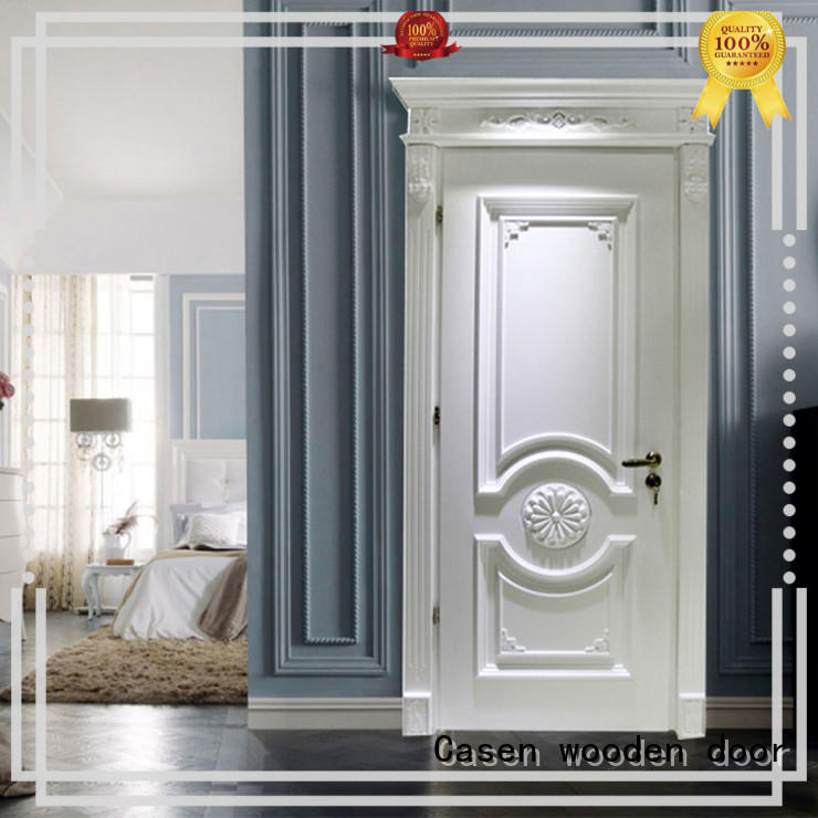 modern luxury wooden doors american for store decoration Casen