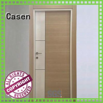 Custom simple mdf doors color Casen