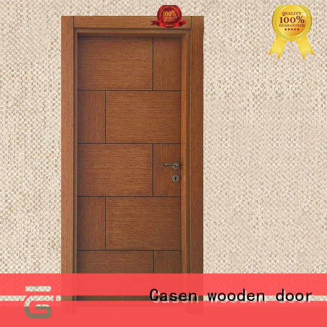 Casen fast installation hotel door easy installation for room