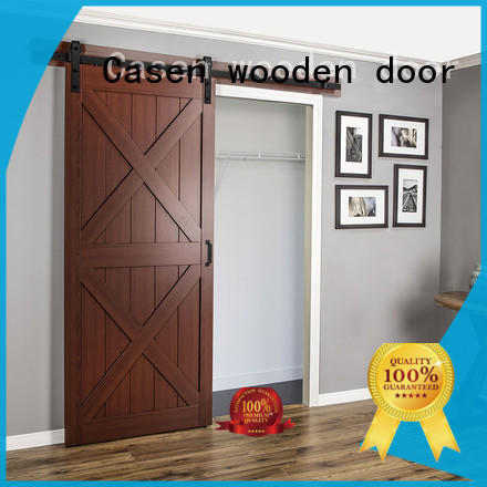 Casen space interior sliding doors OEM for bathroom