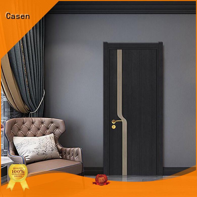 Casen light color 6 panel doors gray