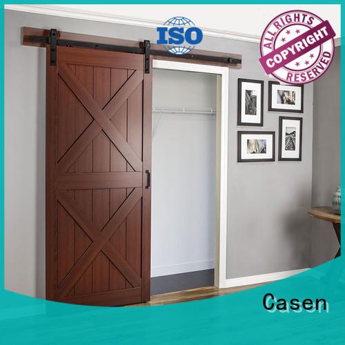 Custom space internal sliding doors flat Casen