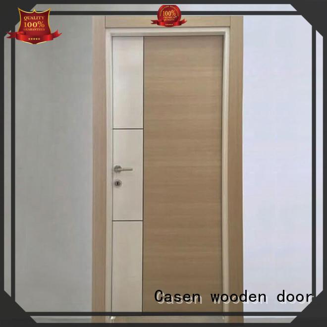 Casen Brand color room wood solid core mdf interior doors