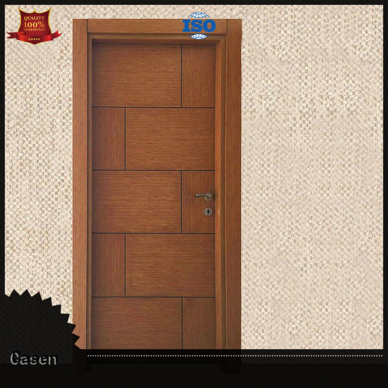 Casen fast installation mdf doors wholesale for bedroom