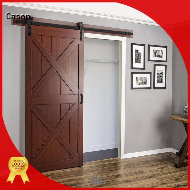 Casen interior barn doors ODM for bedroom