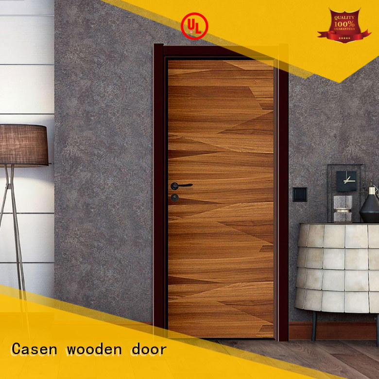 easy simple color door 4 panel doors Casen