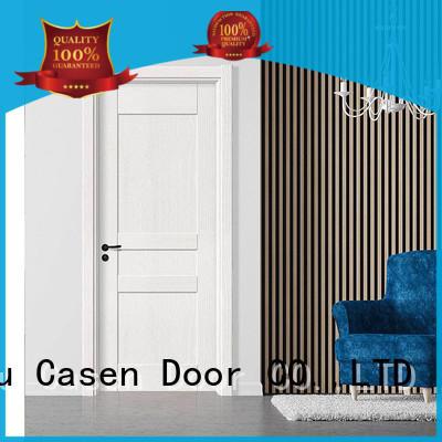 Hot solid core mdf interior doors door Casen Brand