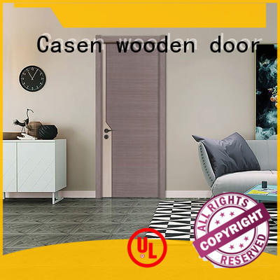 color fashion white Casen Brand modern doors supplier