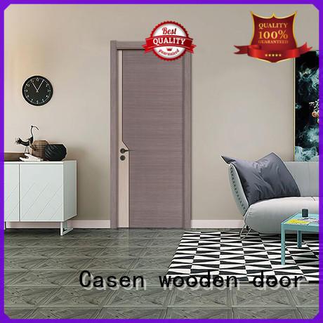 elegant custom interior doors cheapest factory price for store decoration Casen