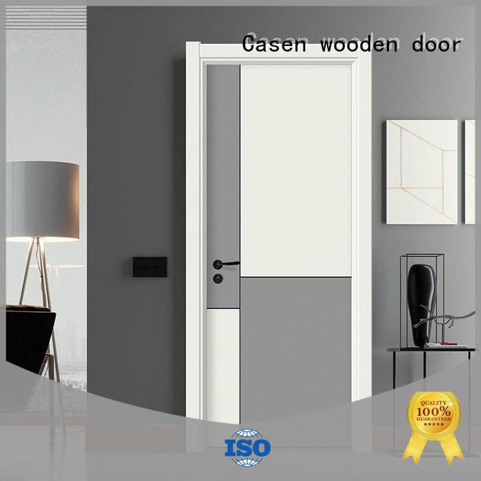 4 panel doors interior for washroom Casen