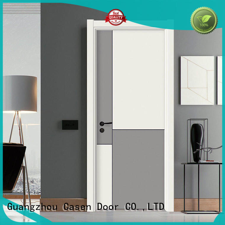 Casen interior 6 panel doors best design for washroom