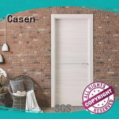Hot style hdf doors dining roomwashroom Casen Brand