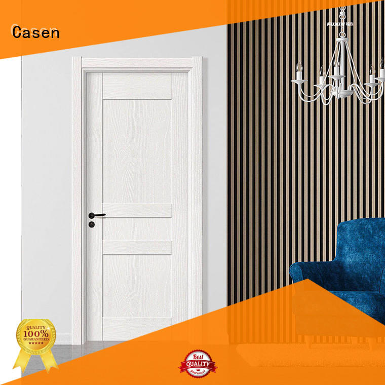 Wholesale flat room mdf doors Casen Brand