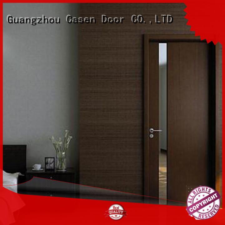 chic custom interior doors cheapest factory price for living room Casen