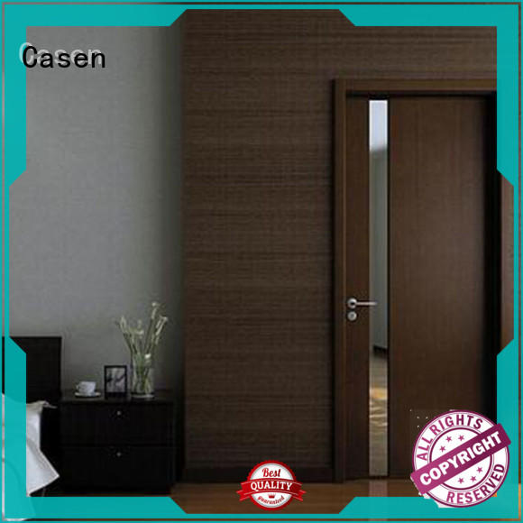 high quality interior wood doors wholesale for shop
