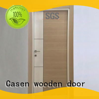 mdf doors durable cheapest factory price for washroom