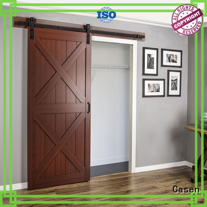 latest interior barn doors glass OEM for house