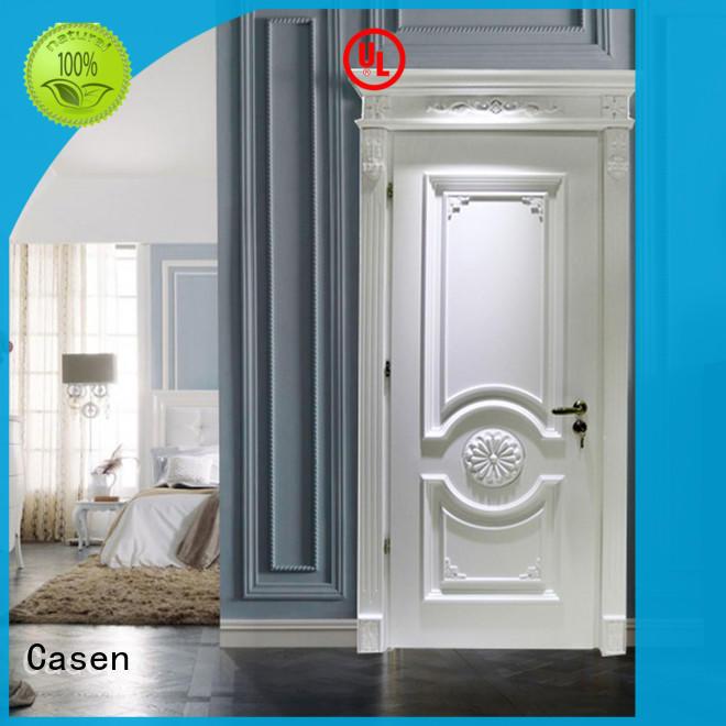 Casen modern fancy doors single for bedroom