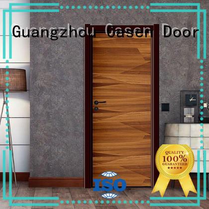 wooden white plain door best composite doors Casen Brand