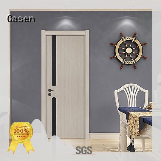 Casen high-end internal glazed doors custom for washroom