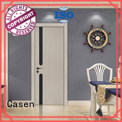 Casen veneer moulded panel doors custom for bedroom