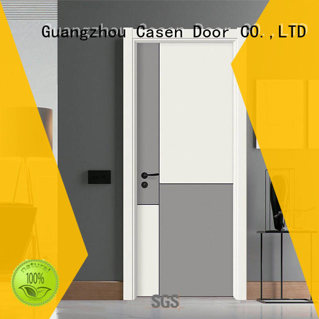 style simple color 4 panel doors Casen Brand