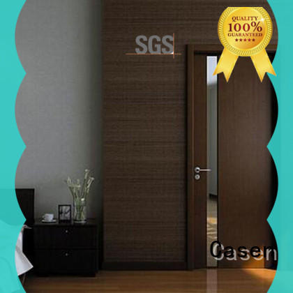 Casen funky interior wood doors at discount for hotel