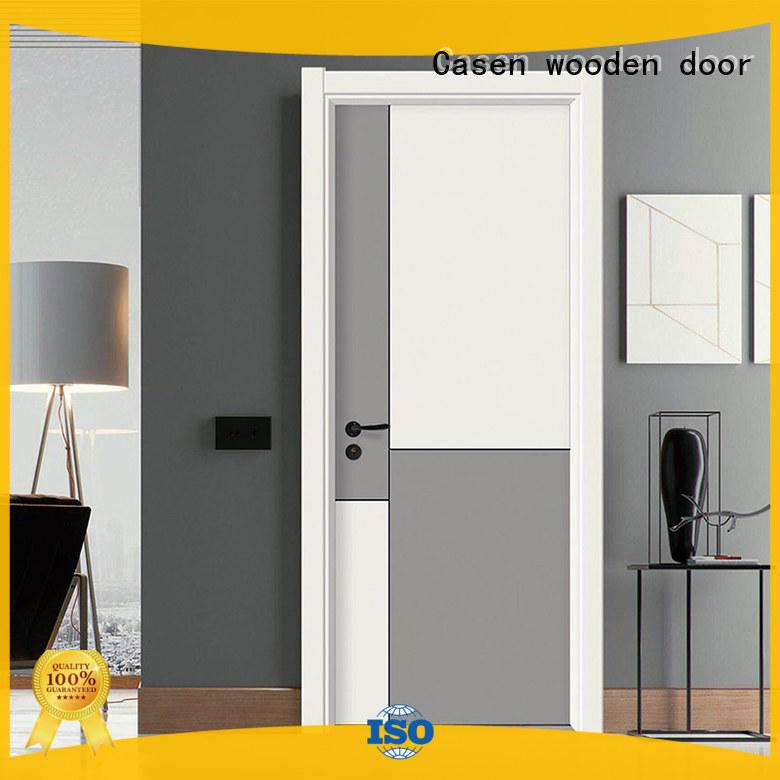 Casen high quality wood composite doors best design for bedroom
