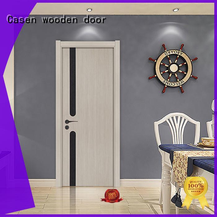 Casen OEM internal glazed doors wholesale for dining room